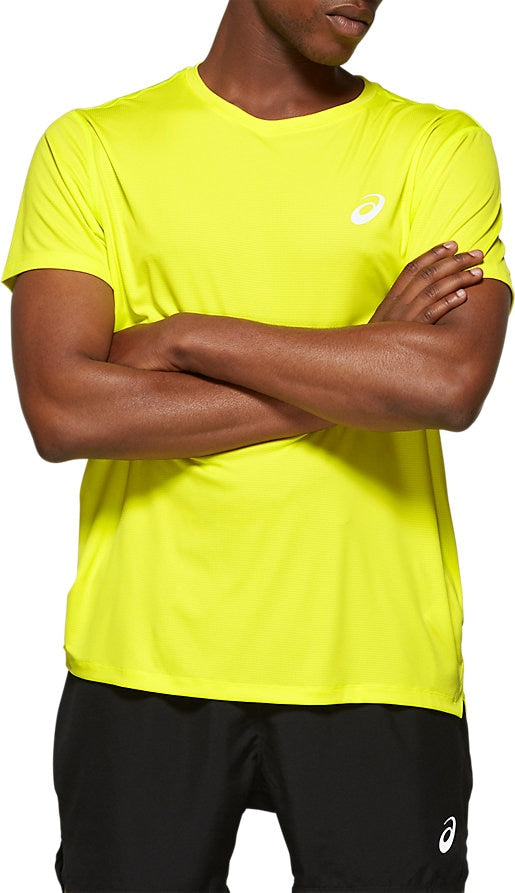 Asics Silver Short Sleeve Top (Men's) 3 Colours