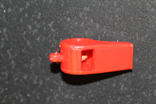 Plastics Whistle (variety of colours)