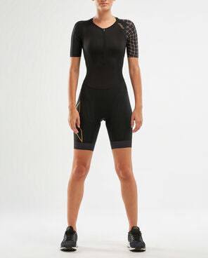 2XU COMPRESSION Sleeved Trisuit (2 Colours) Women's