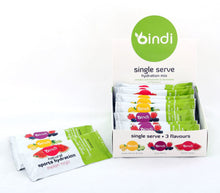 Bindi Natural Sports Hydration 30G sachels ( 3 flavours)