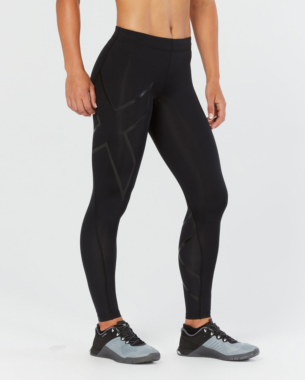 2XU  Compression Tight (W) Black/Nero