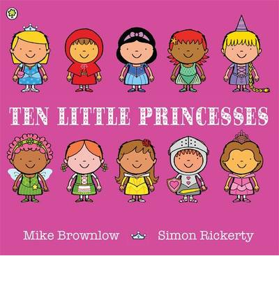 10 Little Princesses - christmas gift ideas for kids