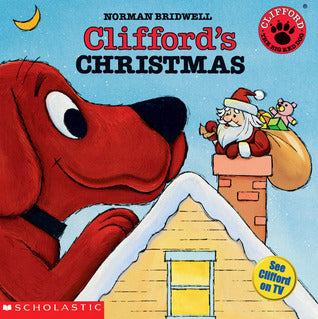 Cliffords Christmas - christmas gift ideas for kids
