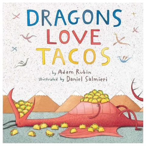 Dragons Love Tacos - christmas gift ideas for kids