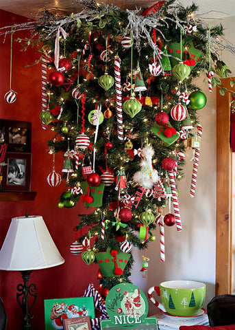 HOW TO DO A BETTER CHRISTMAS TREE THIS YEAR - Unique Christmas Tree Ideas This Mum At Home Blog.jpg 2
