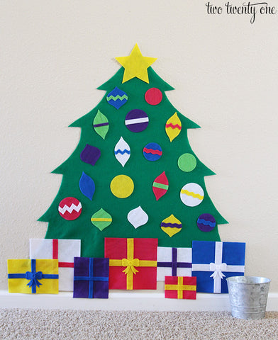 HOW TO DO A BETTER CHRISTMAS TREE THIS YEAR - Unique Christmas Tree Ideas This Mum At Home Blog.jpg 4