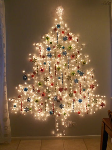 HOW TO DO A BETTER CHRISTMAS TREE THIS YEAR - Unique Christmas Tree Ideas This Mum At Home Blog