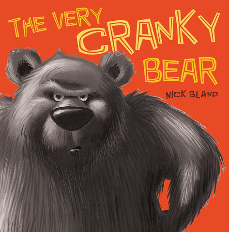the very cranky bear - christmas gift ideas for kids