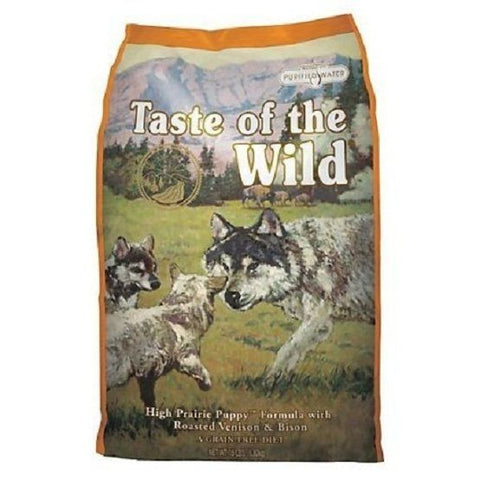 Taste of the Wild, Hi Prairie Puppy/Cachorros