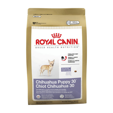Royal Canin - Chihuahua Puppy - 30 1.1 Kg.