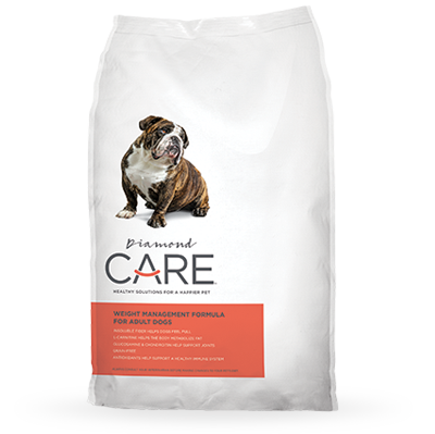 Diamond CARE Weight Management Adult 8 Lbs/3.6 Kg.