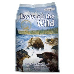 Diamond Pacific - Taste of the Wild de Salmon Ahumado