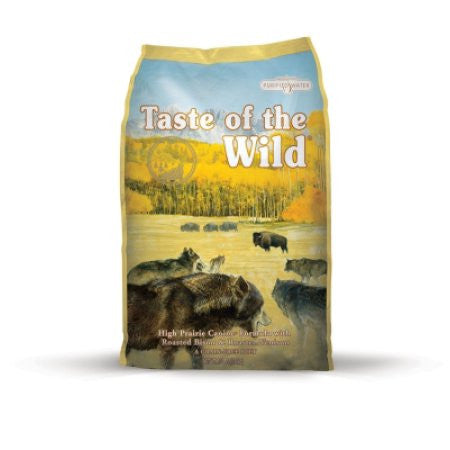 Taste of the Wild, Hi Prairie Canine Adulto