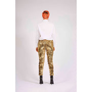 GOLD SEQUIN LEGGINGS