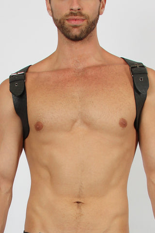 Bare Mesh Harness