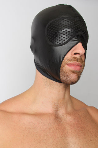 Spider Neoprene Zipper Jockstrap