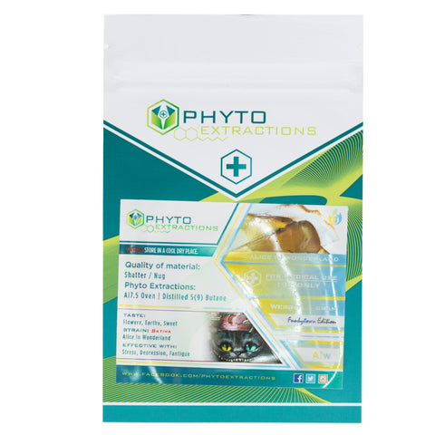 Concentrates - Alice In Wonderland - Phyto Extractions