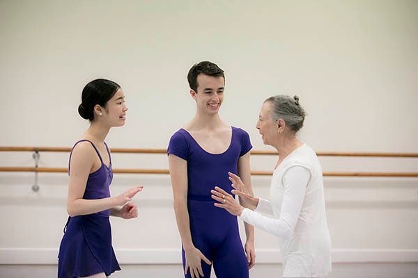 Balanchine's Who Cares?