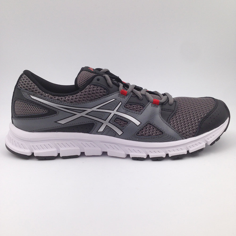 Mens Asics GEL UNIFIRE TR Neutral Cushion Running Shoes Sneakers Black Grey