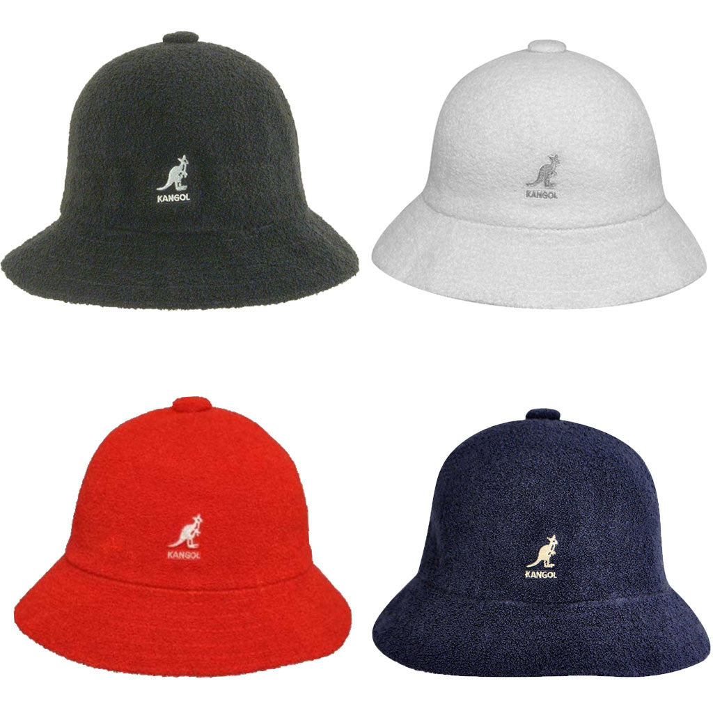 Kangol 0397BC Bermuda Casual Bucket Hat – That Shoe Store and More 96784b9d613