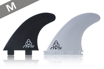 Flex Thrusters Fins-Naked Viking Surf