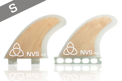 NV-4.0 Eco Core Thrusters-Naked Viking Surf