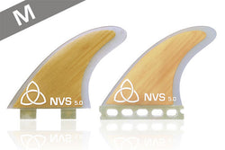 NV-5.0 Eco Core Thrusters-Naked Viking Surf