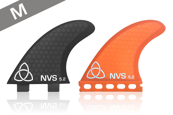 NV-5.2 Honeycomb Thrusters-Naked Viking Surf