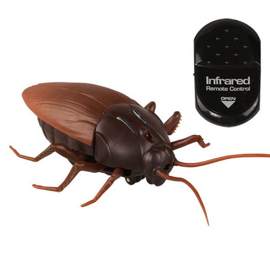 Remote Control Fake Cockroach Toy - Prank/Joke