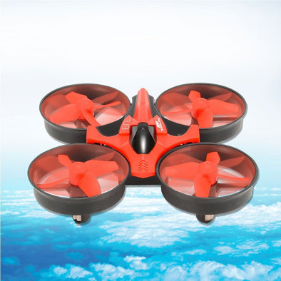2.4GHZ Remote Control RC Quadcopter - Red/Black colors available!