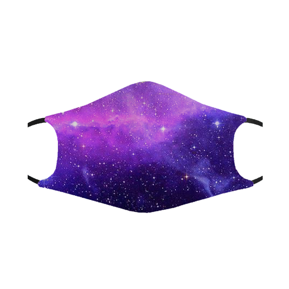 Galaxy Mask- Double Layer Washable Mask w/ PM2.5 Filter