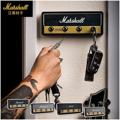 Marshall Amplifier Key Holder