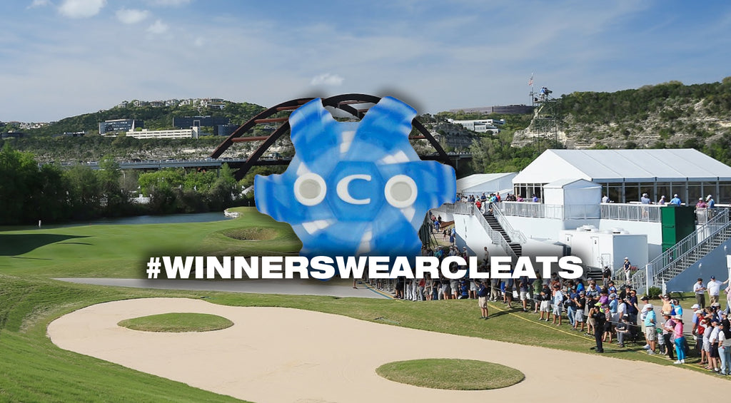 CLEATED FOOTWEAR SWEEPS FINAL FOUR OF WGC-DELL TECHNOLOGIES MATCH PLAY