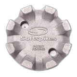 Softspikes® Shadow Golf Cleats (Small Metal) | Silver