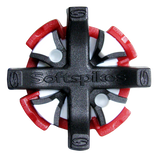 Softspikes Black Widow Tour Golf Cleats (Q-Lok)