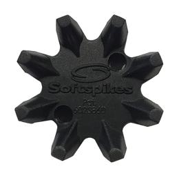 Softspikes Black Widow Golf Cleats (Small Metal) | Black