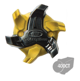 Softspikes® Cyclone Bulk (Fast Twist®) | Gold/Black