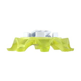 Pulsar Golf Cleats (Fast Twist 3.0) | Translucent Neon Yellow/White