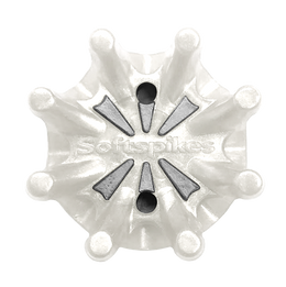 Softspikes® Pulsar (PINS®) | White/Silver