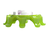 Softspikes Pulsar Bulk Golf Cleats (Tour Lock) | Slime/White
