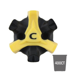 CHAMP® Stinger Bulk (Q-Lok®) | Black/Yellow
