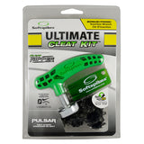 Softspikes® Ultimate Cleat Kit | Pulsar - Gray/Black (Fast Twist® 3.0)
