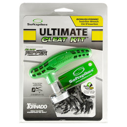 Softspikes® Ultimate Cleat Kit | Silver Tornado (Fast Twist® 3.0)
