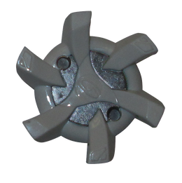 Softspikes Stealth Golf Cleats (PINS) | Silver/Black