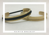 Flat Hair Tie Bangle