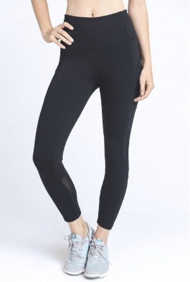 Not Your Classic Yoga Legging