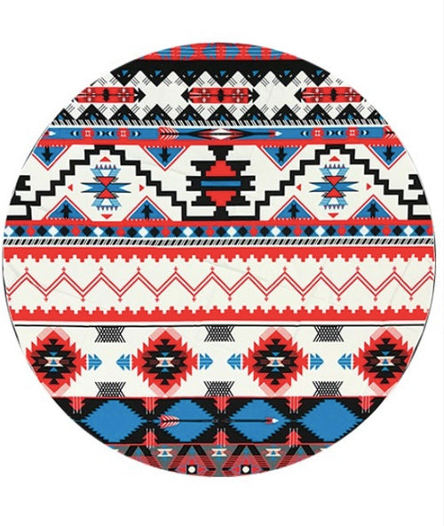Aztec Beach Throw