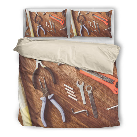 Image of Carpenter Multi Tools - Bedding Set