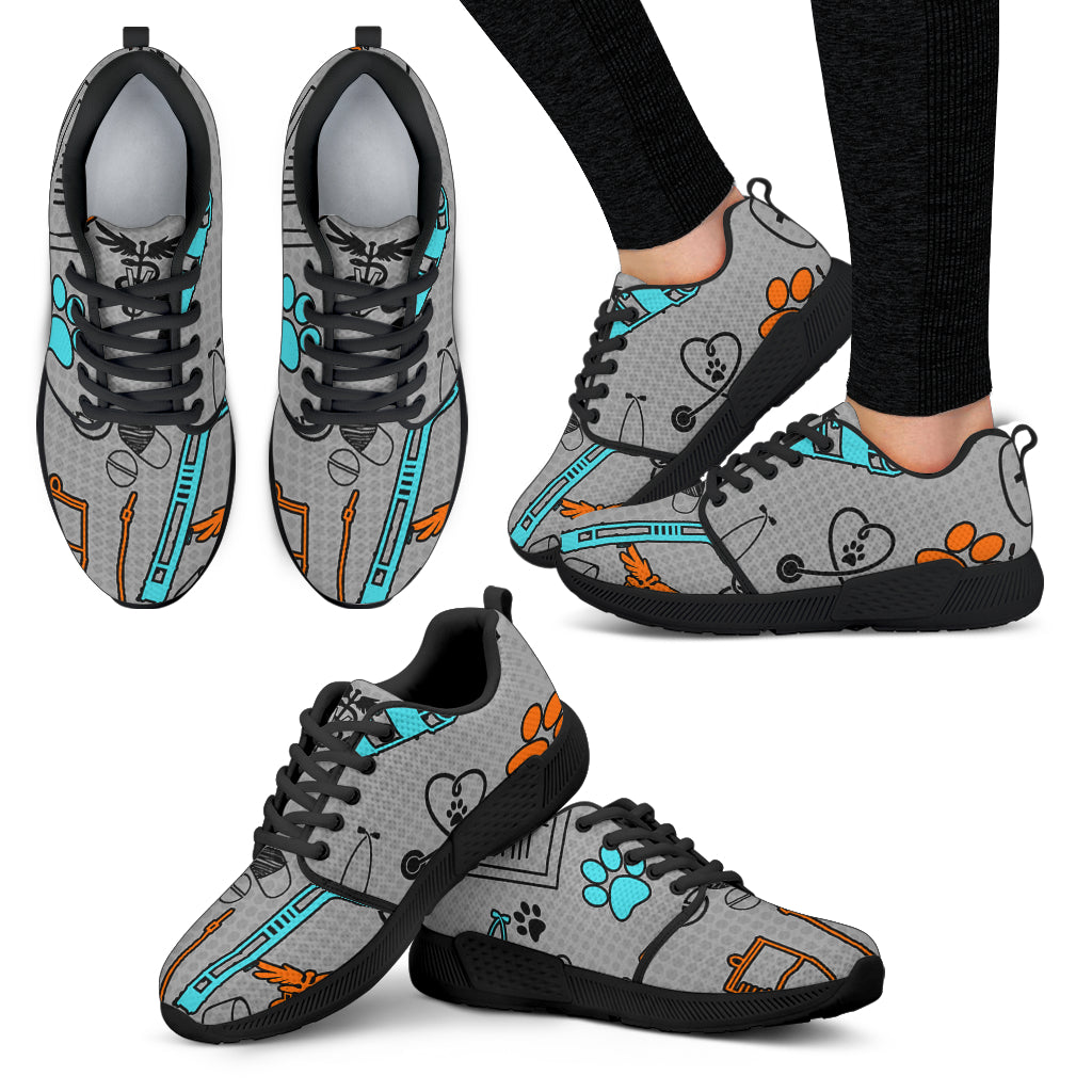 Vet Tech Tools Women's Athletic Sneakers