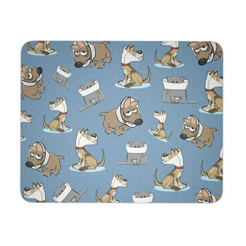 Image of Vet Tech Animals Sisk Mousepad